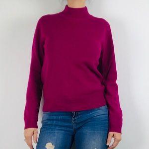 Vintage Limited mock neck sweater